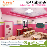 Guangzhou Cowboy New design kids furniture for child care centres