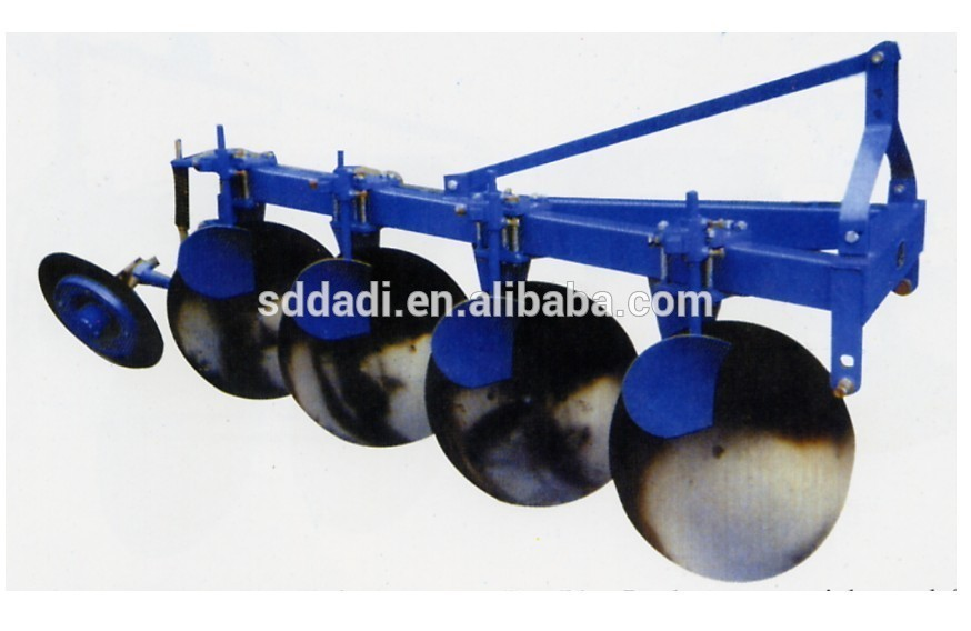 hot sale used disc ploughs for Tractor