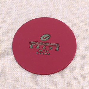 china manufacturer made souvenir printing cup holder paper plate coaster