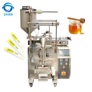 Full Automatic Honey Stick Bag Vertical Packing Machine