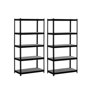 1.2 mm thickness galvanized steel sheet storage shelving rack system