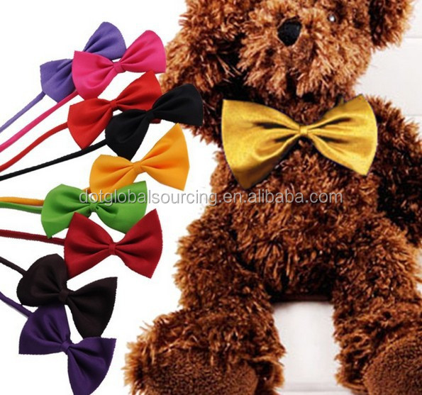 Pet Necktie Dog Cat Tie Pet Grooming Supplies Pet Headdress Bow Tie