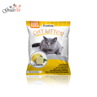 best selling china pet supplies cat litter
