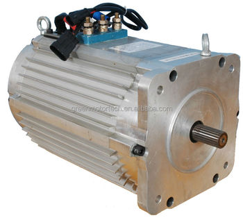 high performance electric motor for electric car