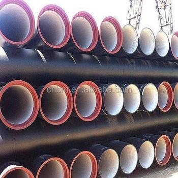 Pressione Dell\'acqua Tubo Di Ferro Duttile Classe K9 Prezzo ...