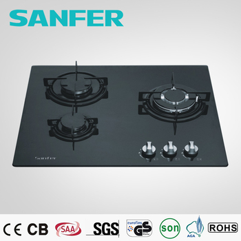 3 Burner Italy Gas Stove Gl Top