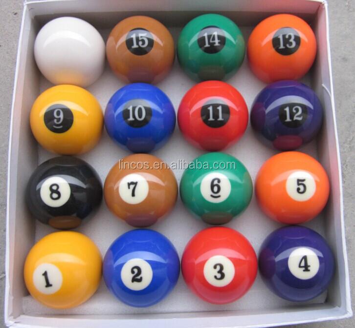 "54mm Pool Ball/billiard Ball/snooker Ball 2 1/8"""