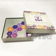 Hoge Kwaliteit Custom Made Papier Card Game Board Game
