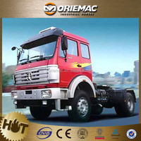 Foton Auman 6x4 375hp Tractor Truck and Tractor Head For Hot Sale , Top sale HOWO 4*2 tractor truck white color, 390hp