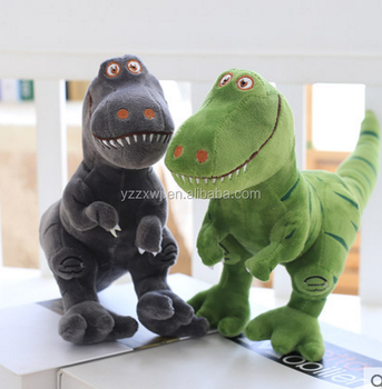 Dinosaur Plush Toy Wholesale Green Plush Dinosaur Toy Manufacturer