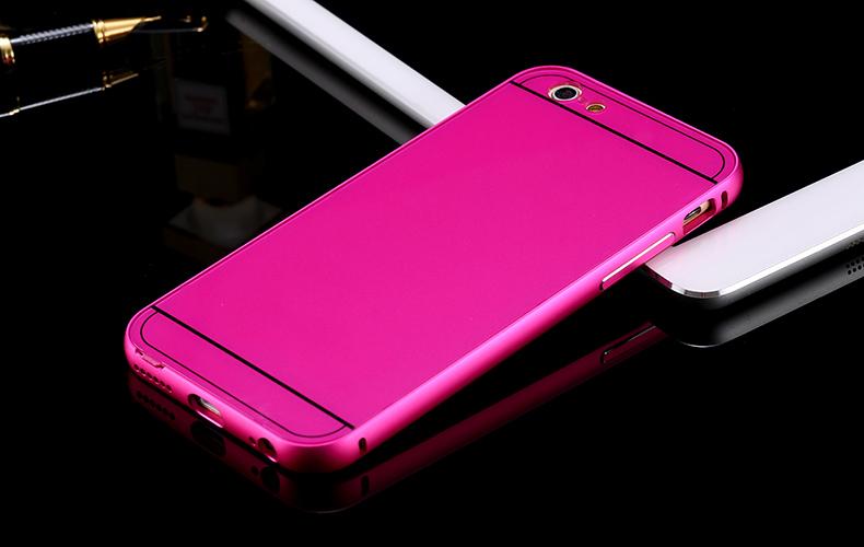 custodia in alluminio iphone 6