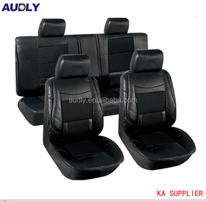 Factory top grade High quality luxury leather car seat cover for car seats