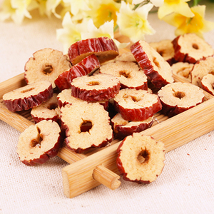 Chinese red jujube red fruit dried date slice red date slice