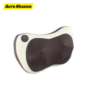 Shiatsu Back Neck Massager Heat Kneading for Shoulders Lower Back Pain Use at Home