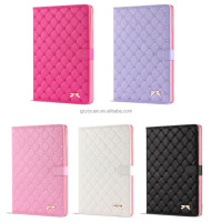 Wholesales Prices High Quality Fashionable Design Colorful Leather Smart Case Cover for iPad Air 2