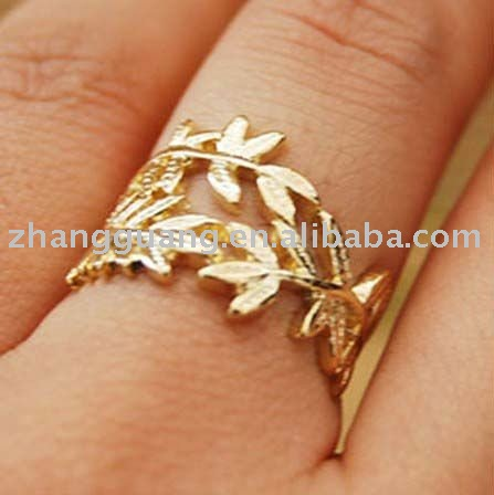 rings gold stylish ring heart edited