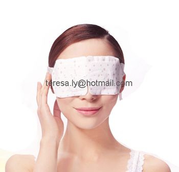 New Eye Steam Mask Improves Sleeping