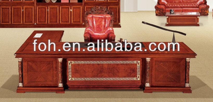 Top Class Luxury Executive Office Furniture, High Class Oriental Style Office Furniture(FOHT-01)