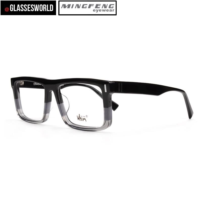 Factory New Trendy Eyeglasses Frame Optical Frame - Buy Custom ...