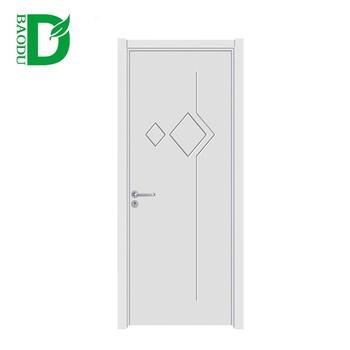 2016 Nuevos Diseños De Segunda Mano Baño Puerta De Pvc