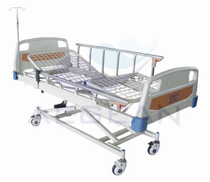 AG-BM105 hospital adjustable motor remote control electric bed price