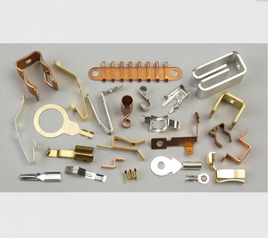 progressive stamping tool/mould/die for copper/brass precision parts