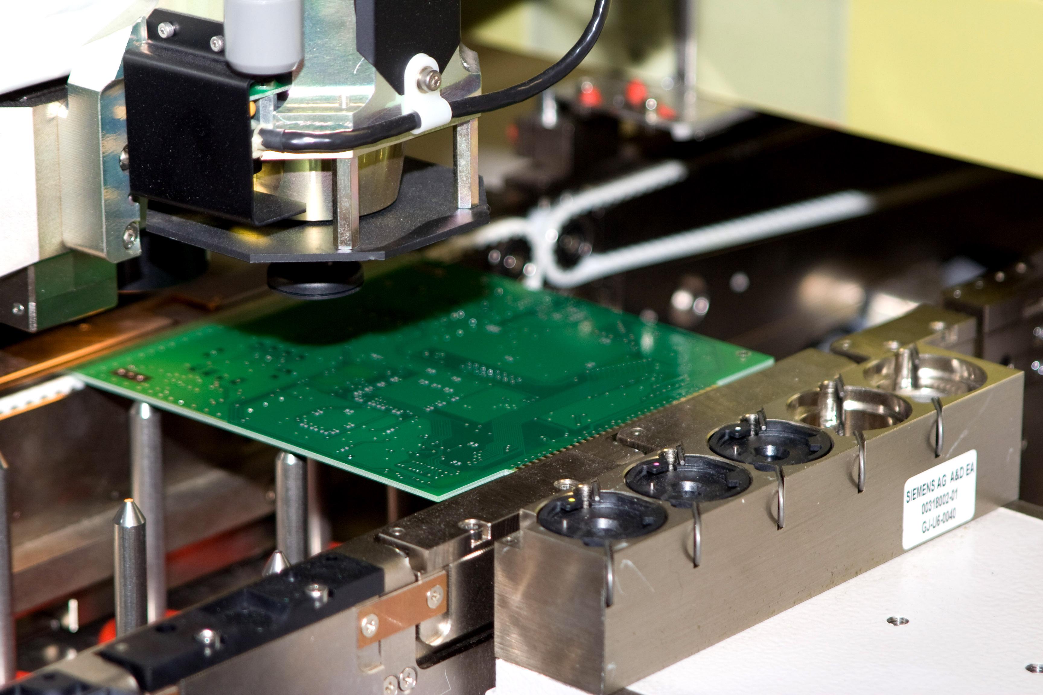 Advanced Electronic Pcba Company 4 Layer Circuit Board Pcb