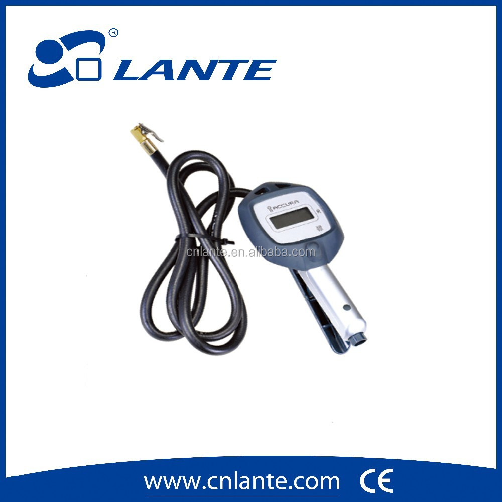 digital tyre gauge suit for tire pressure control system