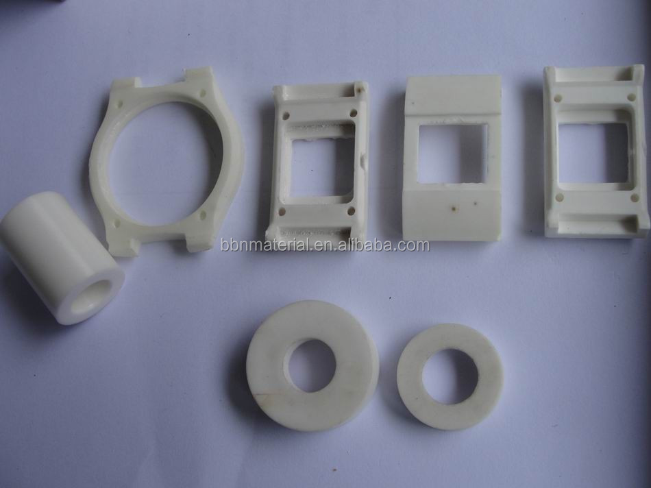 CNC Zirconia ceramic watch case part