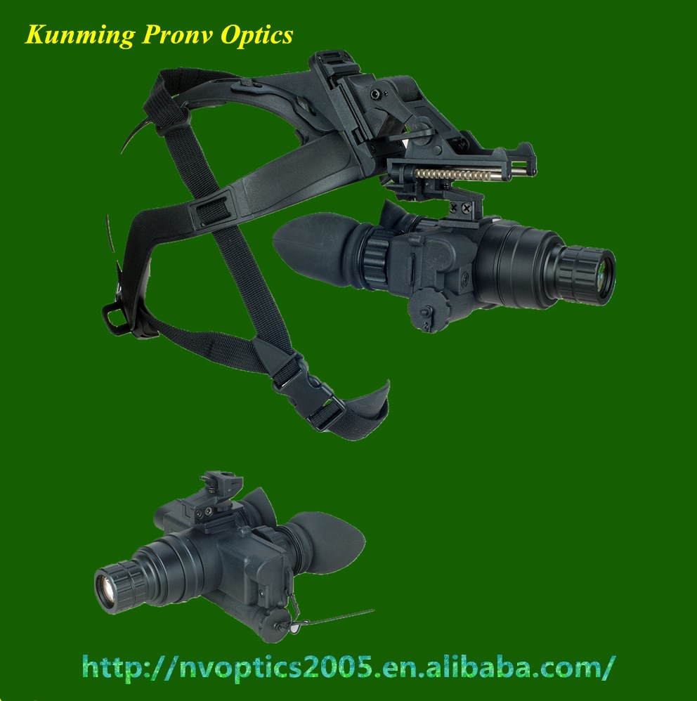 army night vision goggles with long range detection