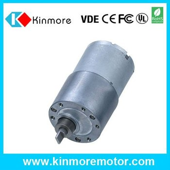 12v Gear Motor For Vending Machine And Hydraulic Pump