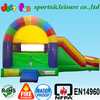 inflatable bouncer with slide,inflatable combo water slide and bouncer for sale