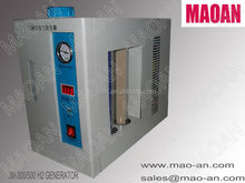 Hydrogen Gas Generator for GC Manufacture supply