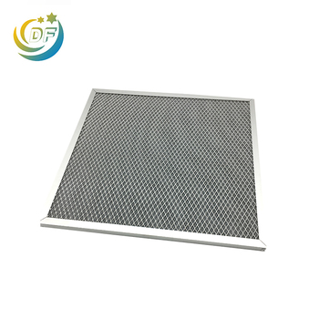 Air filter for purifier activated carbon purification