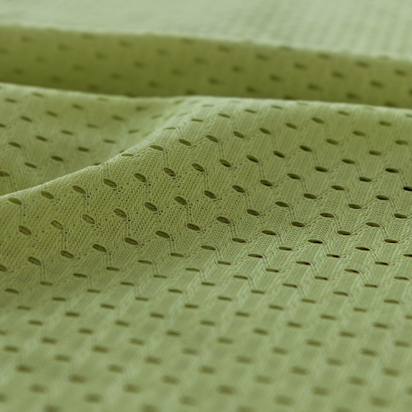 Durable waterproof tricot mesh fabric for office chair, swivel chair, ergonomic chair cover fabric