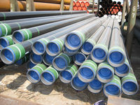 "API 5CT 16"" casing pipe factory china"