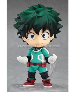 Wholesale Q Version Boku No Hero Academis / My Hero Academis Midoriya Izuku Anime Figure Toy 686#