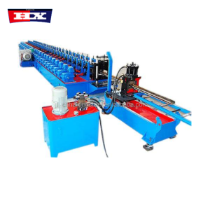 Professional production High quality popular products steel door frame making machine