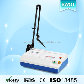Veterinary Medical Equipment For Sale Co2 Medical Laser Device 15w ...