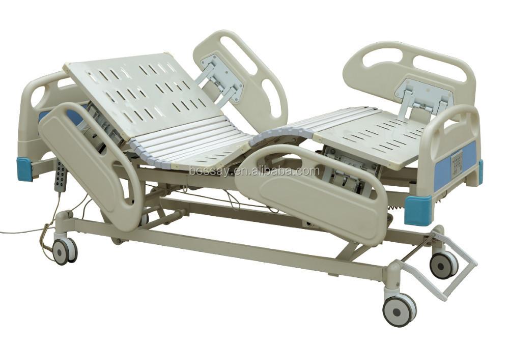 Venta caliente! Cinco función completa cama de hospital eléctrica ...