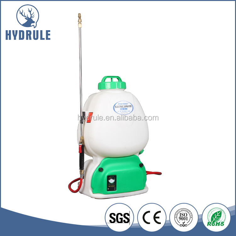 16L knapsack sprayer backpack electric knapsack agricultural power pesticide battery sprayer
