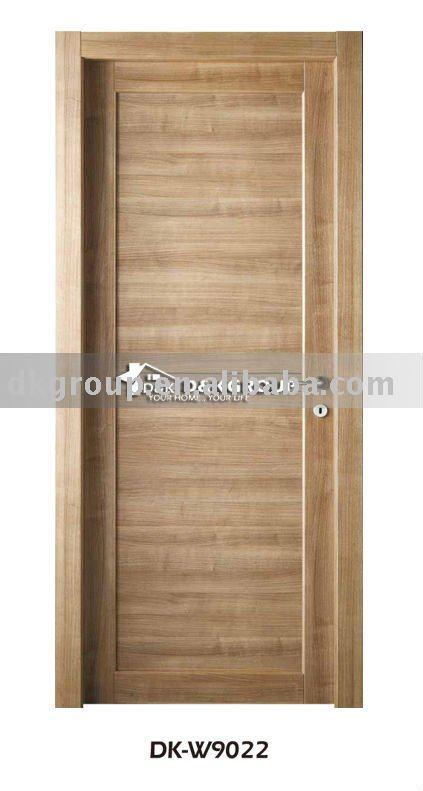 Moderne int rieur de porte en bois portes id de produit 349448388 - Porte interieur moderne ...