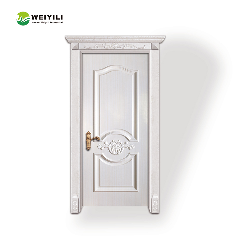 Wholesale Direct Price Soundproof Simple Bedroom Ecological Moulded Entrance <strong>Door</strong>