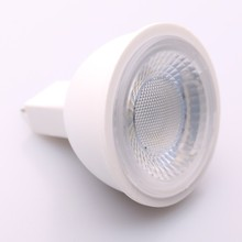 Energy star COB Led-strahler MR16 led lampe 5w mr16 led licht aluminium haus made in china