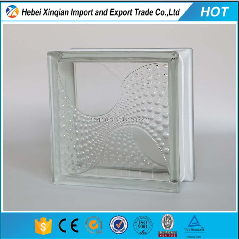 Clear glass blocks for crafts - Ice Shadow Glass Block Ice Shadow Glass Block Suppliers And Manufacturers At Alibaba Com