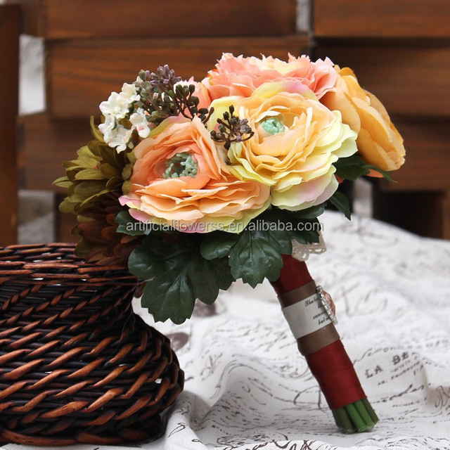 fabric flower bouquet diy-Source quality fabric flower bouquet diy ...