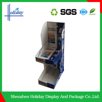 large capacity Chrismas gift merchandise display stands