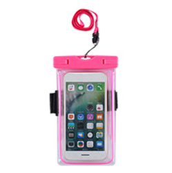 Hot selling waterproof pouch for swimming smartphone pouches mobile phones