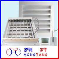 Automatic Ventilation Louver
