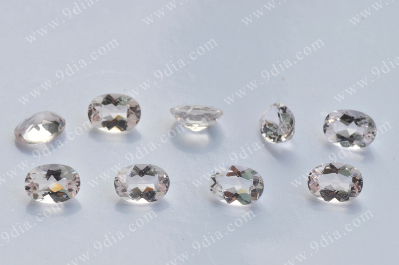 Wholesale 2mm Small Size Round Natural Light Blue Stone Aquamarine Stone Prices